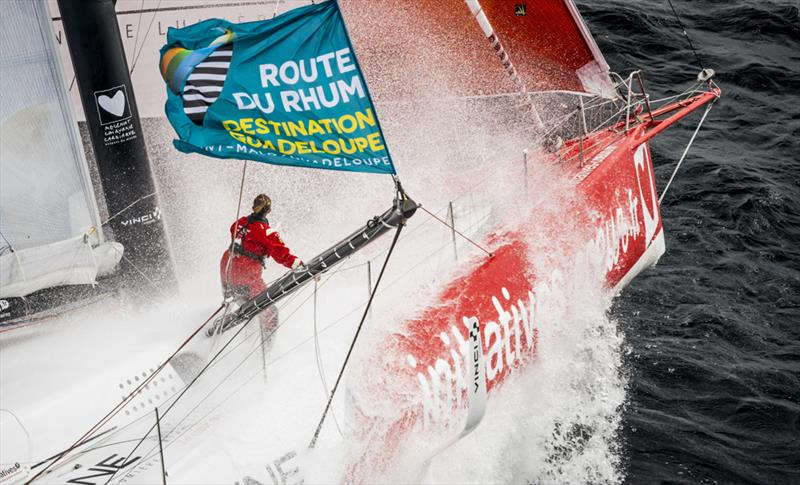 Initiatives Coeur Route de Rhum - September 2018  - photo © Vincent Curutchet