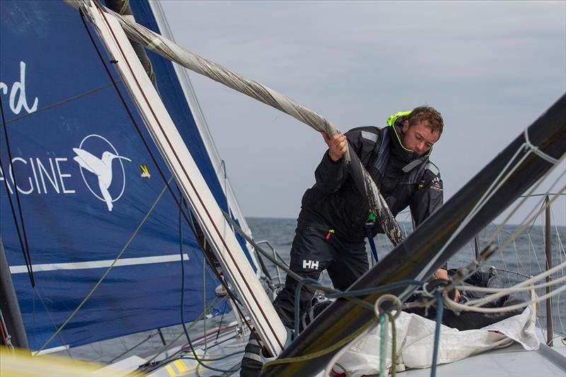 Aan adventure to Vendée Globe - photo © Tanguy Blondel