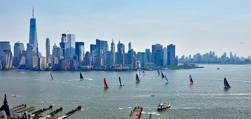 Transat New-York Vendée 2016 - photo © Thierry Martinez / Sea&Co