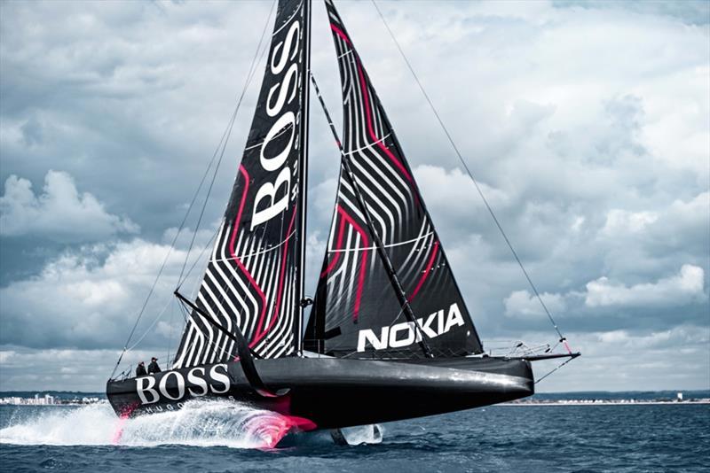 Hugo Boss - photo © Alex Thomson Racing