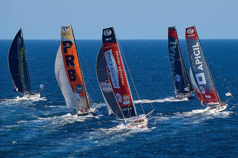 Charal shines in 2019 Azimut Challenge in Lorient