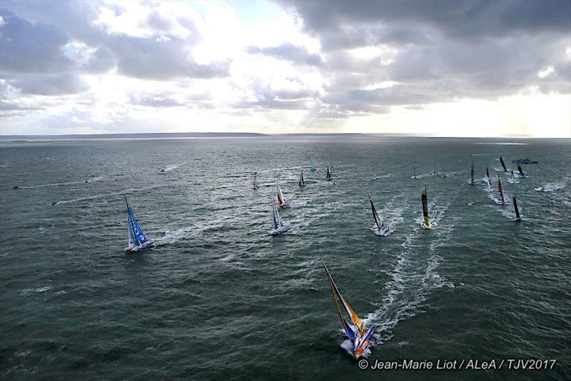 60 sailors to compete in the Transat Jacques Vabre in the IMOCA category