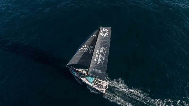 The Ocean Race: The Mirpuri Foundation - photo © Jonno Turner