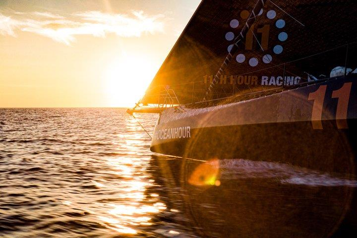 11th Hour Racing's summer 2020 transatlantic run - photo © Image courtesy of 11th Hour Racing/Amory Ross