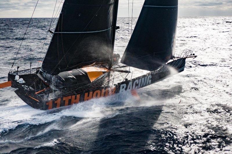 11th Hour Racing Team - photo © Amory Ross / 11th Hour Racing Team