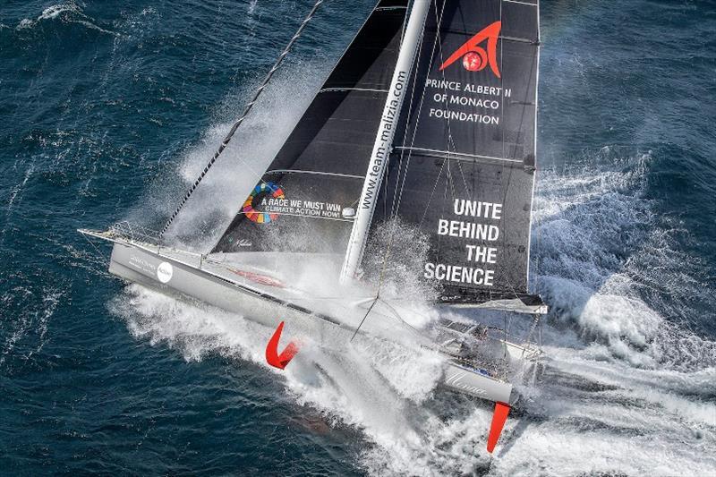 Défi Azimut 2020 - photo © Sea Explorer / Malizia