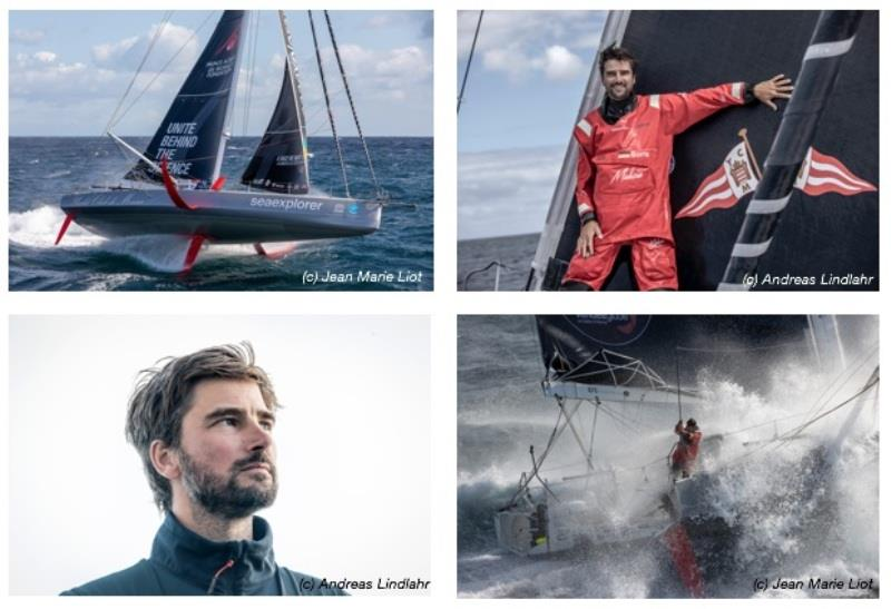 Boris Herrmann se prépare pour le Vendée Globe 2020