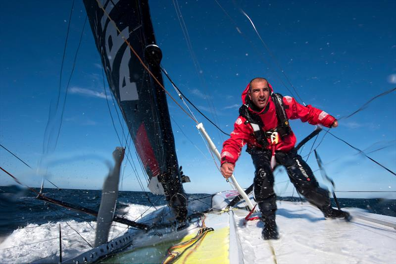 IMOCA skippers - photo © Romain Gladu / APICIL