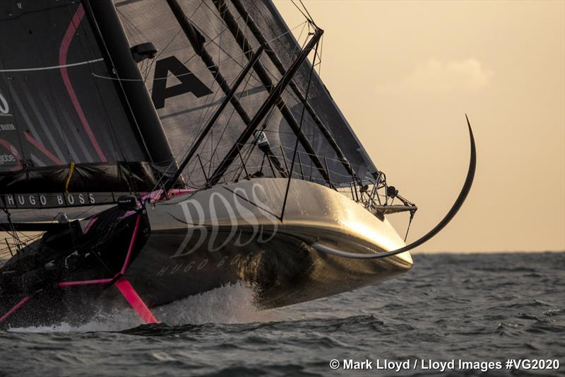 Hugo Boss - Vendée Globe - photo © Mark Lloyd / Lloyd Images