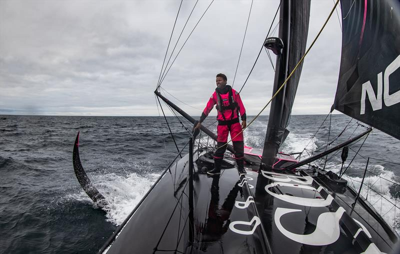 Alex Thomson on board Hugo Boss - November 15, 2020 photo copyright Alex Thomson Racing taken at  and featuring the IMOCA class