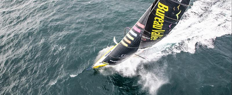 Vendée Globe Day 73 morning update: Fast and low or high and slower?