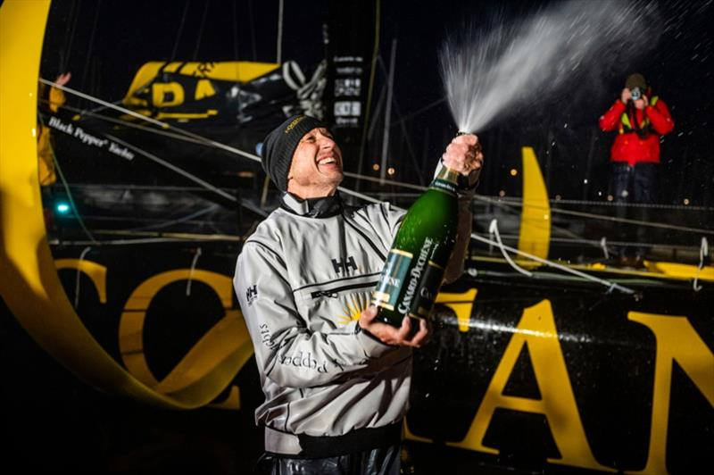 Armel Tripon, L'Occitane en Provence - Vendée Globe - photo © Bernard Le Bars / Alea