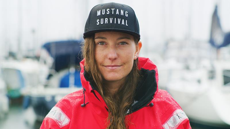 Emily Nagel has helped Mustang Surval design their new Women's Collection, which launches on March 17, 2021 - photo © Image courtesy of Mustang Survval/Ronan Gunn