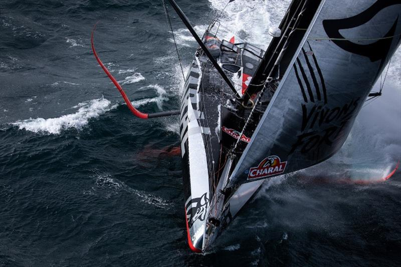Charal Sailing Team - photo © Gauthier Le Bec / Charal