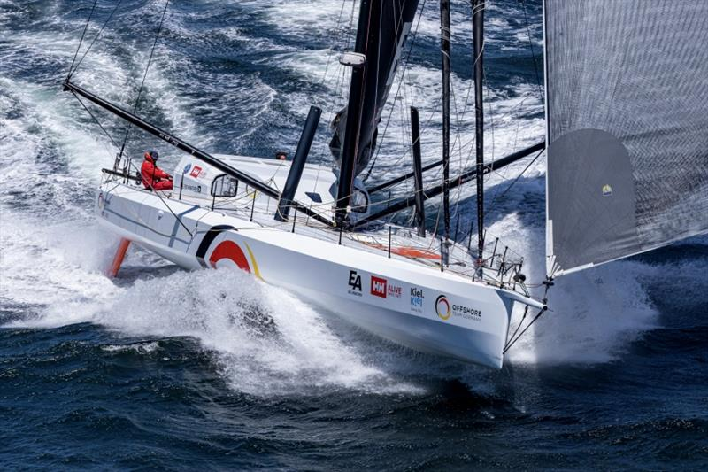 The Ocean Race Europe - All for one - One for all