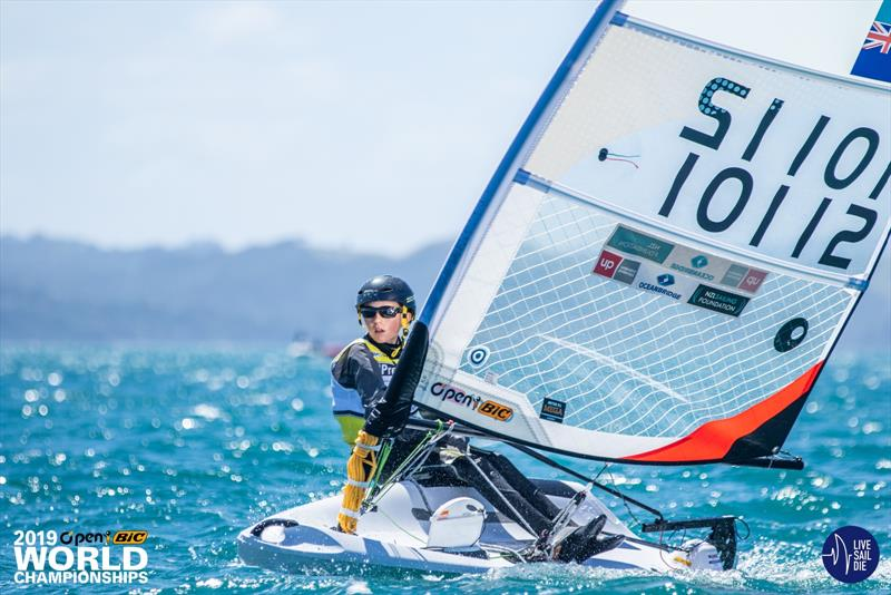 Day 5 - O'pen BIC World Championships, Manly Sailing Club NZL, January 4, 2018 - photo © Georgia Schofield