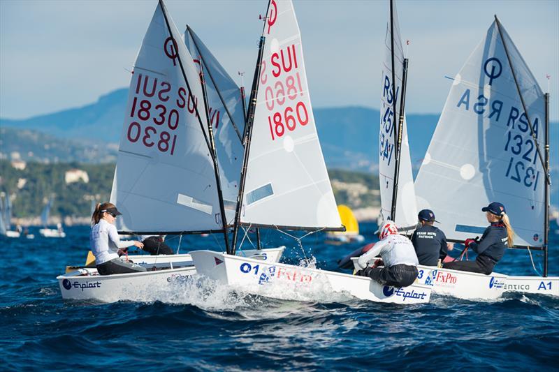 Monaco Optimist Team Race - Day 1