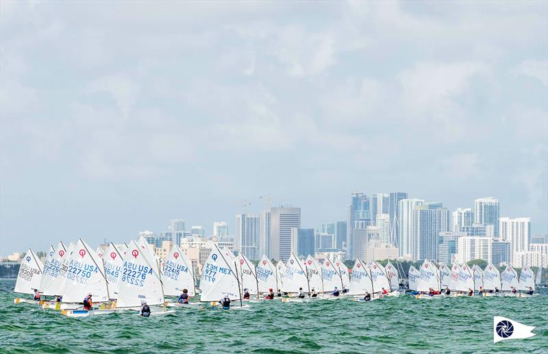 2019 Annual Miami Sailing Week - photo © Cory Silken
