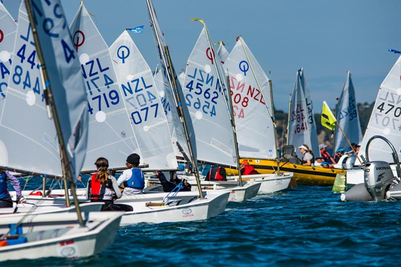 Toyota Optimist NZ Nationals: Australian leads after Day 3