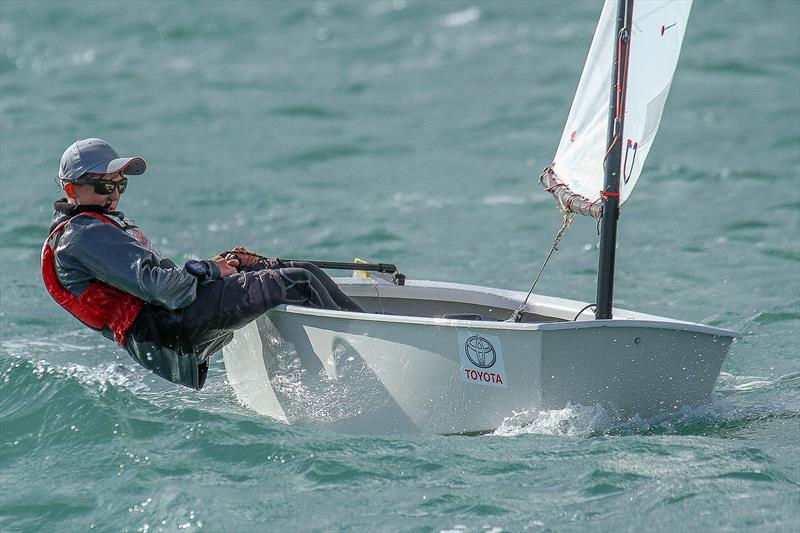 - Day 6 - 2019 Toyota New Zealand Optimist National Championships, Murrays Bay, April 2019 - photo © Richard Gladwell