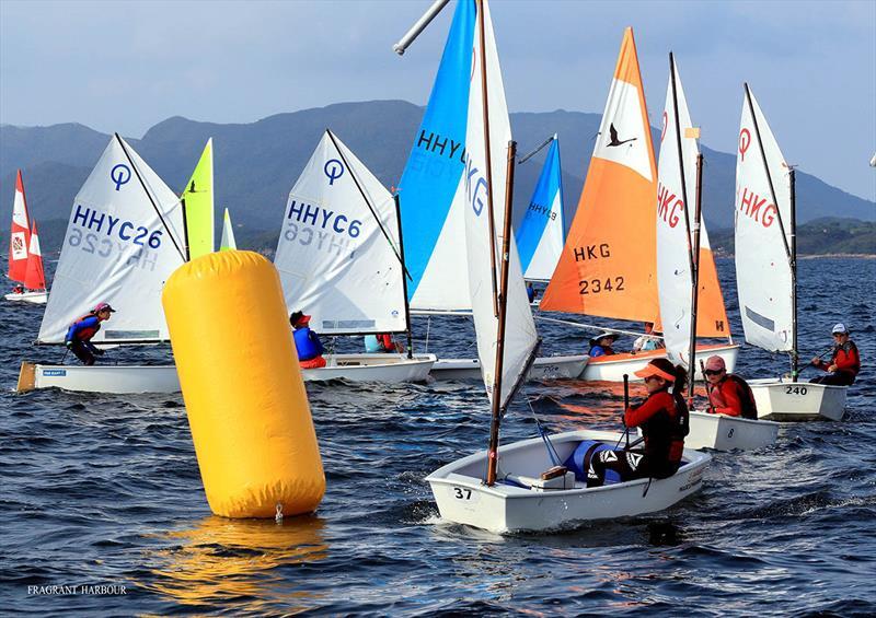 Bart's Bash Regatta 2019 at Hebe Haven Yacht Club