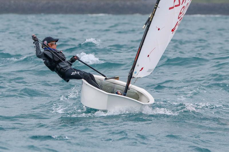 2019 Optimist North Island Championships - New Plymouth YC - November 2019 - photo © Yachting New Zealand