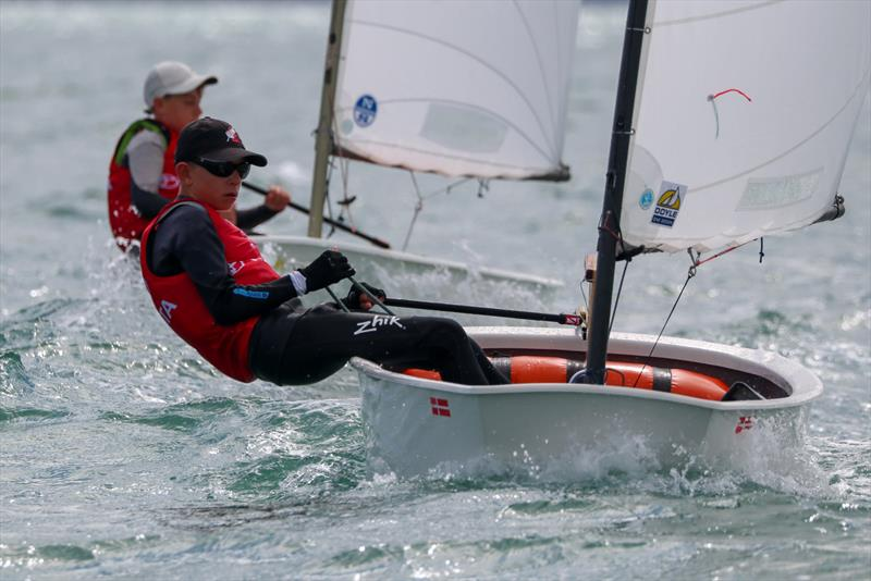 Toyota Optimist National Championships - Maraetai Sailing Club - April 2021 - photo © Yachting NZ