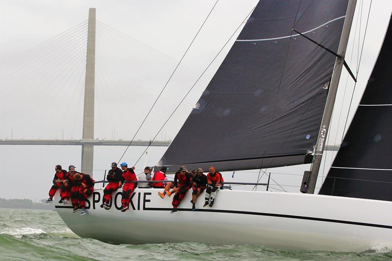 Spookie at 2018 Sperry Charleston Race Week - photo © Priscilla Parker