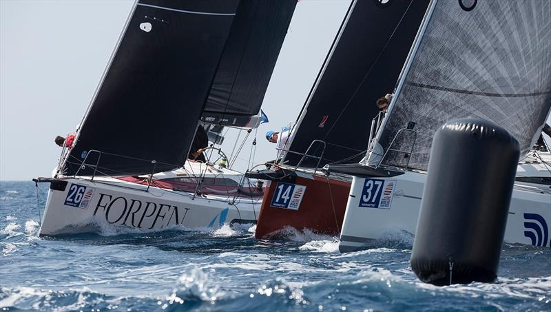 2019 D-Marin ORC World Championship photo copyright JK Val taken at  and featuring the ORC class