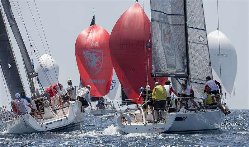 Final day - 2019 D-Marin ORC World Championship photo copyright JK Val taken at  and featuring the ORC class