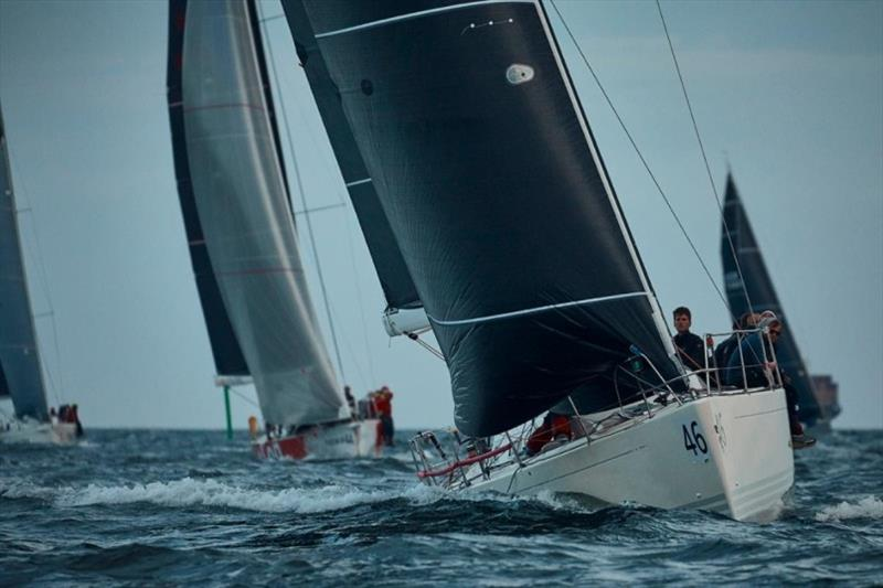 2019 SSAB ORC European Championship, Day 3 - Offshore race results