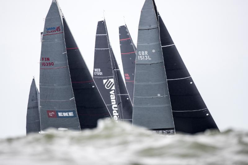 Close competitive racing awaits those who attend next year's 2020 ORC/IRC World Championship in Newport - photo © Sander van der Borch