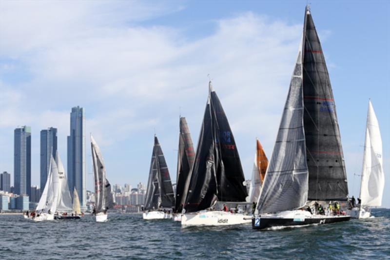 2020 Busan Super Cup International Yacht Race - photo © Busan Super Cup 2020 International Yacht Race