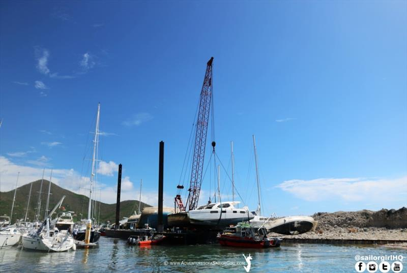 Tortola, BVI  - photo © Nic Douglass / www.AdventuresofaSailorGirl.com