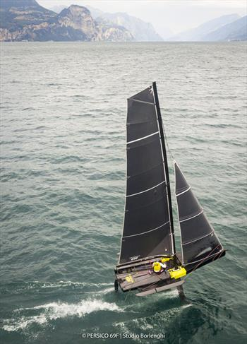 Liberty Bitcoin Youth Foiling World Cup © Persico 69F / Studio Borlenghi