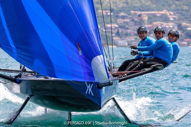 Persico 69F Cup day 2 - photo © Persico 69F / Studio Borlenghi