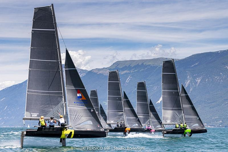 Liberty Bitcoin Youth Foiling World Cup - photo © Persico 69F / Studio Borlenghi