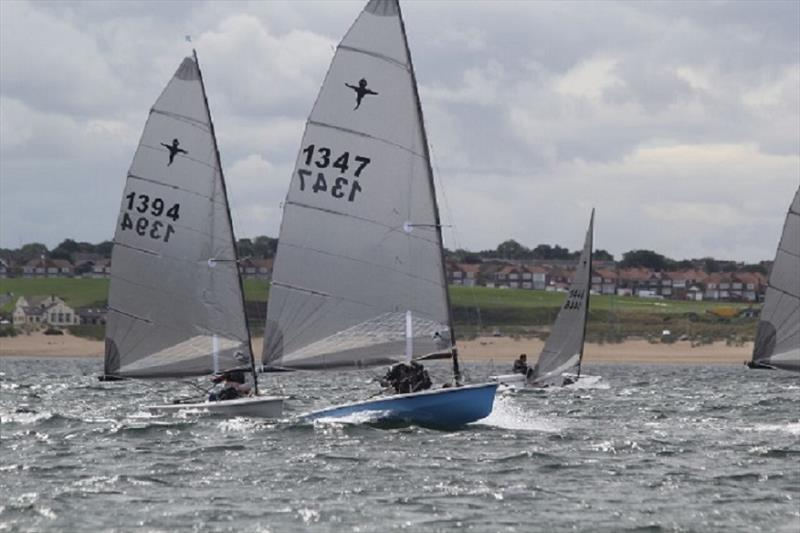 High speed Phantoms off Shields beach at their National Championships - photo © Jason Riby