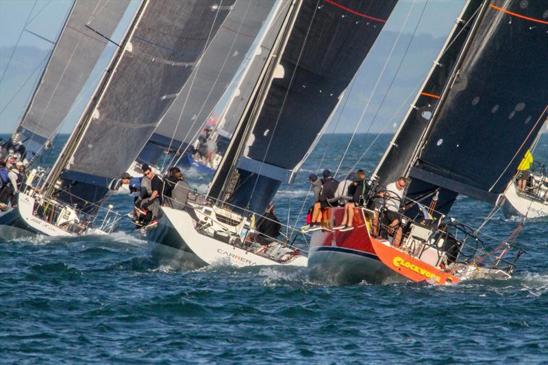 Club Marine Insurance Wednesday Series - RNZYS - October 9, 2019 - photo © Richard Gladwell