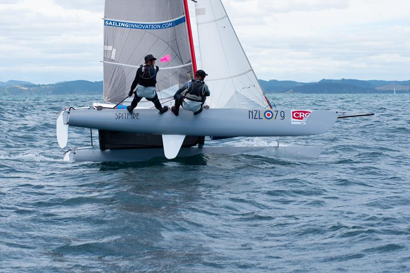 CRC Bay of Islands Sailing Week - Day 1 - January 22, 2020 - photo © Lissa Reyden