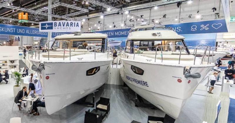 Bavaria Yachts in Miami, Istanbul, Amsterdam and Tulln