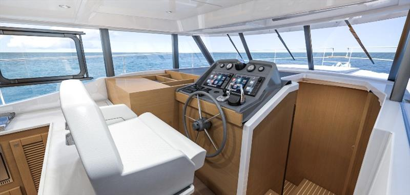 New Swift Trawler 47 – the best way to travel