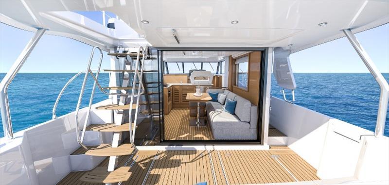 New Swift Trawler 47 – the best way to travel