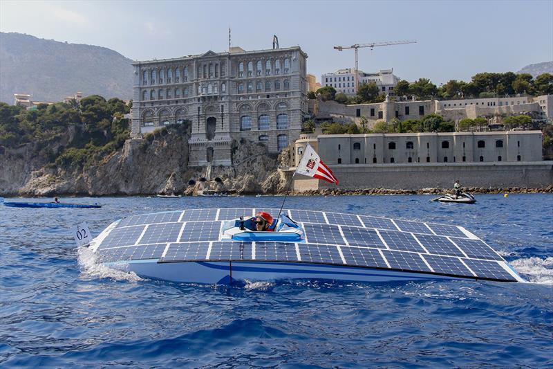 Solar Energy Boat Challenge New Propulsion Systems Have A Future