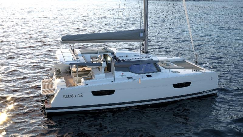 Fountaine Pajot Astrea 42 - photo © Multihull Solutions