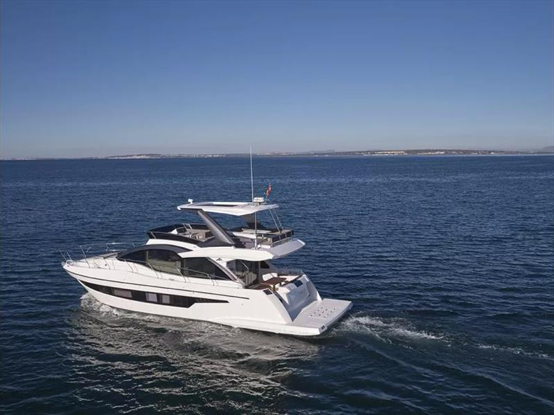 Astondoa 52 Flybridge photo copyright G Marine Yacht Sales taken at  and featuring the Power boat class