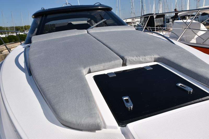 Focus Power 33 - Filling the popular sports cruiser niche