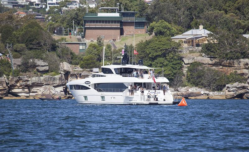 Some of the joys and perils of going boating - photo © John Curnow
