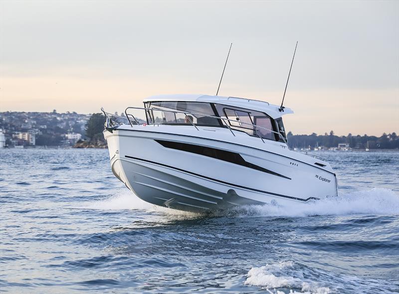 Nautilus Australia presents Parker Boats at the Sydney