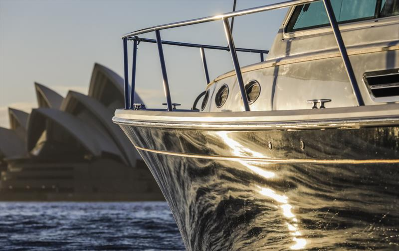 Back Cove 37 - photo © E Marine Motor Yachts